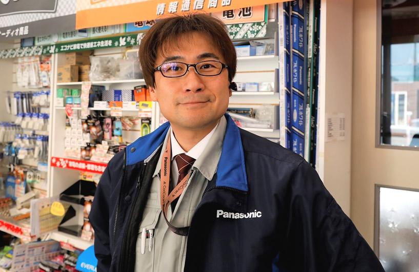 浅見篤志(代表取締役)
